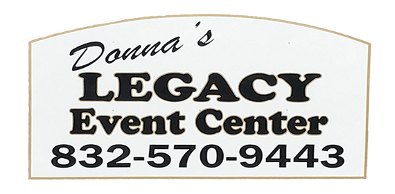 Donna's Legacy Event Center